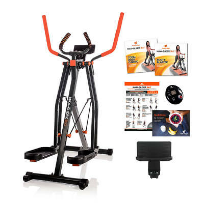 Maxi-Glider 360 by New Image 10-in-1 Home Exercise Fitness Machine Cross Trainer