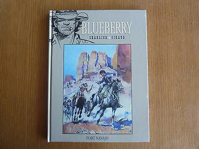 Blueberry La Collection *** Fort Navajo *** Hachette