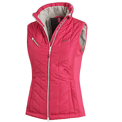 Schockemohle Sports Ladies Paloma Style Quilted Riding Gilet - Summer Collection