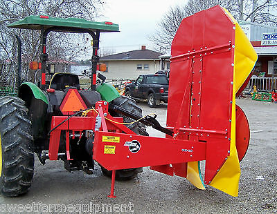 BDR185 Tar River 6 Ft Drum Mower with Hydraulic Lift *FREE 1000 MI TRUCK FREIGHT