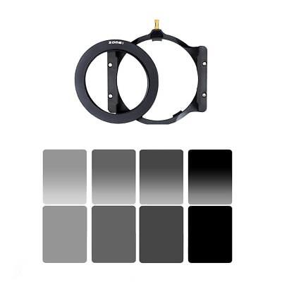 Zomei 100mm Lens Filter Holder + Ring Adapter for Cokin Z Camera MagiDeal