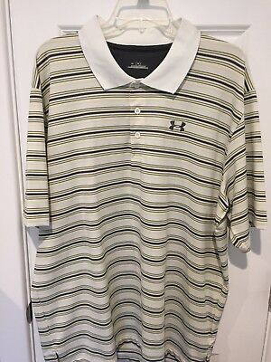 Under Armour Men's Polo Shirt Size XL NWT MSRP $64.99