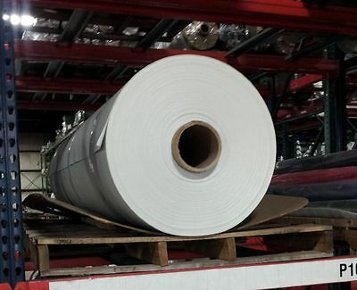 "C3 80mil Grey 39""x 75' PVC Roofing Material (243.75 sq/ft / roll)"