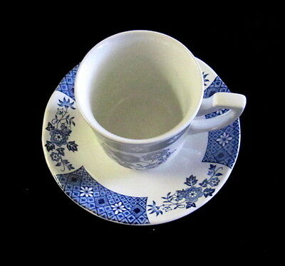 Flat Cup Saucer Royal Staffordshire Cathay Ironstone J & G Meakin 13 available