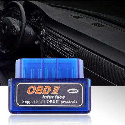 ELM327 WIFI Wireless OBDII OBD2 Car Diagnostic Scanner Adapter for iPhone iPod D