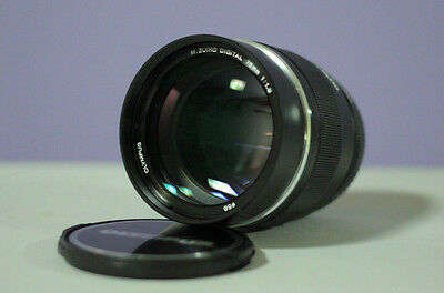 Olympus M.Zuiko 75mm f/1.8 AF ED Lens For Micro Four Thirds