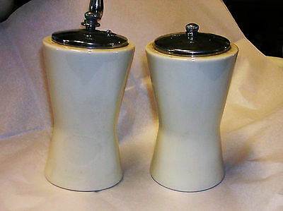 Carefree china by Syracuse salt and pepper mill