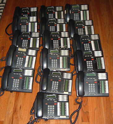 (16) Nortel Networks T7316E Business phones
