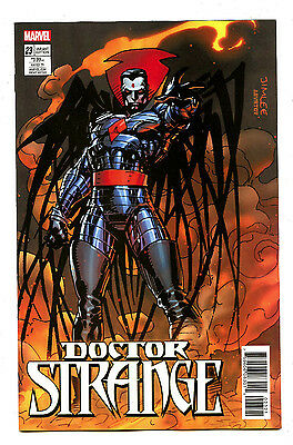 Doctor Stange #23 (2017) Marvel NM/NM- Jim Lee Variant Mr. Sinister