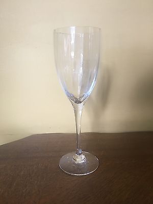 Discontinued Orrefors Optica Symphony Crystal Claret Wine Glass