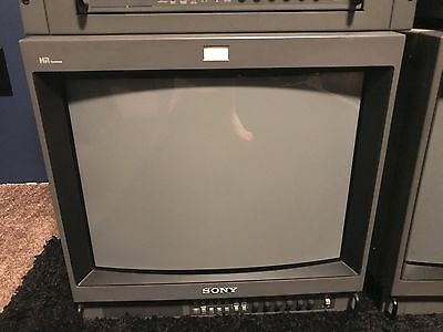 Sony PVM-1954Q Color Video Monitor