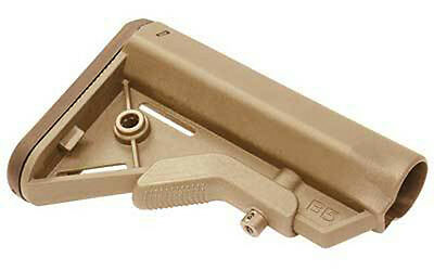 B5 Systems Bravo Buttstock - Coyote Brown
