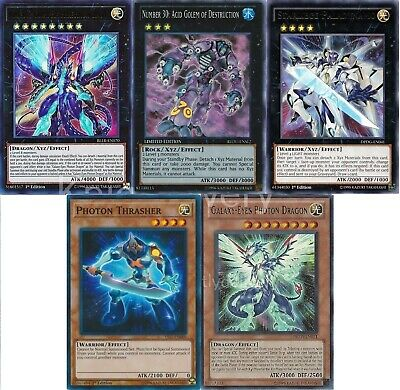 e84871361fce1 GALAXY EYES PHOTON Deck - Competitive / Barely Used / Ultra Rare ...