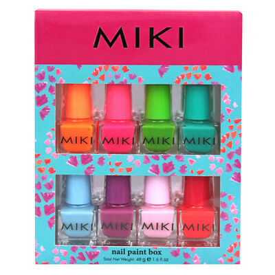 Miki Nail Paint Box - NEW