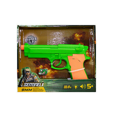 True Heroes Sentinel 1 Toy Pistol - NEW
