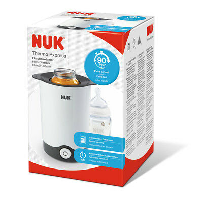 Nuk Express Bottle Warmer - NEW