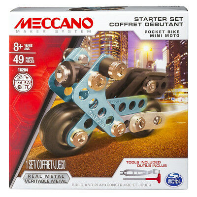 Meccano Starter Set - NEW