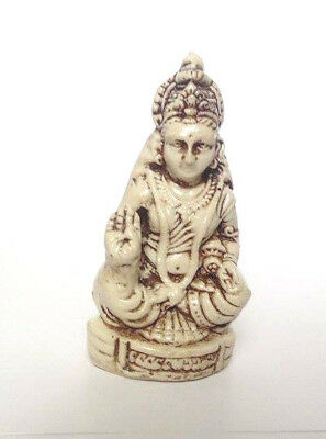 Lakshmi statue Hindu Goddess wealth fortune UK seller free postage Laxmi altar