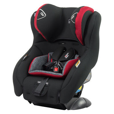 Mothers Choice Cherish II Convertible Car Seat - Black/Red - NEW
