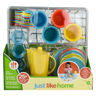Just Like Home Dish Drainer - NEW