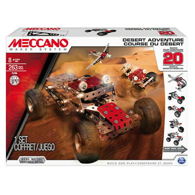 Meccano 20 Models Set - NEW