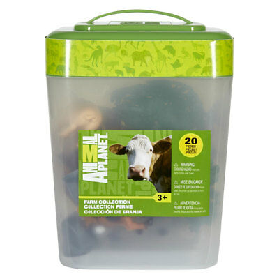 Animal Planet Farm Collection Bucket - NEW