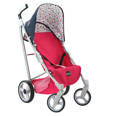 I'Coo Pluto Doll Stroller - NEW