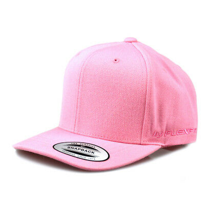 Flexfit Easy Youth Toddler Pink Clip Back Cap - NEW