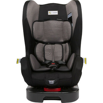 Infasecure Ascent II Car Seat - Grey Swirl - NEW