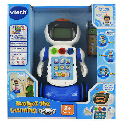 Vtech Gadget The Learning Robot - NEW