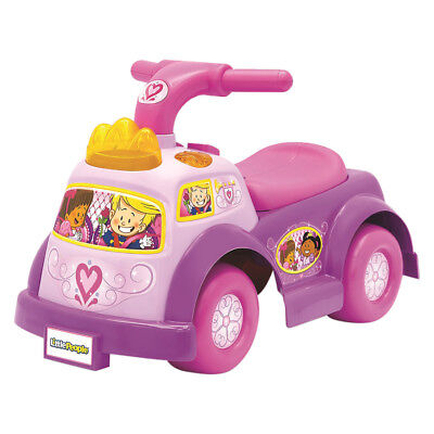 Fisher Price Little Princess Ride-On - NEW