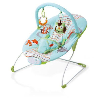 Zobo Woodlands Bouncer - NEW