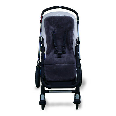 Outlook Wool Pram Liner - Grey - NEW