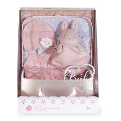 You & Me Baby So Sweet Layette Gift Set - NEW