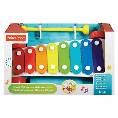 Fisher-Price Classic Xylophone - NEW