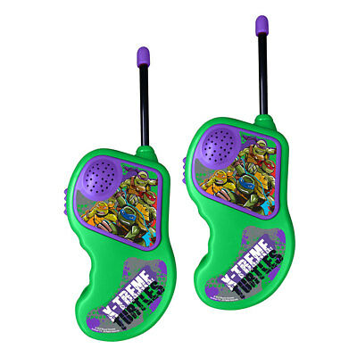 Teenage Mutant Ninja Turtles Walkie Talkies - NEW