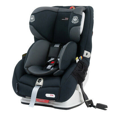 Britax Safe-n-Sound Millenia SICT Convertible Car Seat - Black Silhouette - NEW
