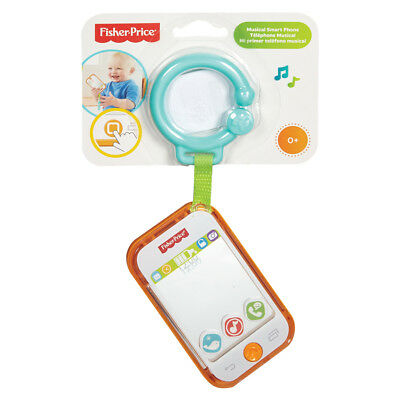 Fisher-Price Musical Smart Phone - NEW