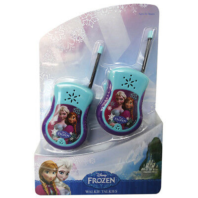 Disney Frozen Walkie Talkie - NEW