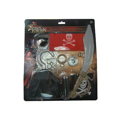 True Heroes Pirate Accessory Kit - NEW