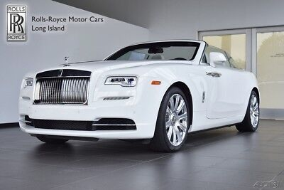 2016 Rolls-Royce Other  Unlimited Miles Warranty Including Maintenance Expires - 5/30/2021