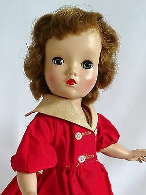 FABULOUS! JUST GORGEOUS Vintage WINNIE WALKER Doll By Madame Alexander 1950's