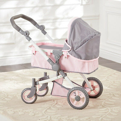 You & Me Baby So Sweet Deluxe Doll Pram - NEW