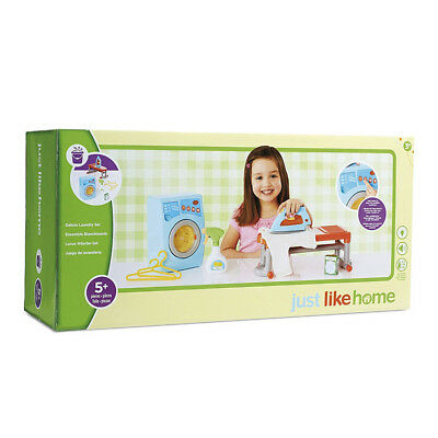 Just Like Home Deluxe Laundry Set - NEW