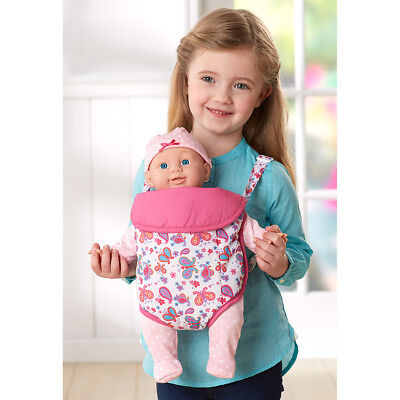 You & Me Soft Doll Carrier - NEW
