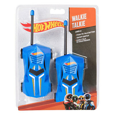 Hot Wheels Walkie Talkie - NEW