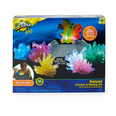 Deluxe Crystal Growing Kit