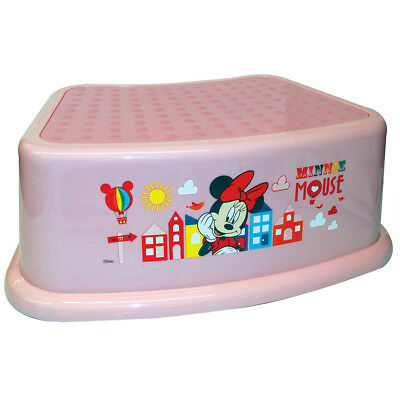 Minnie Mouse Step Stool - NEW