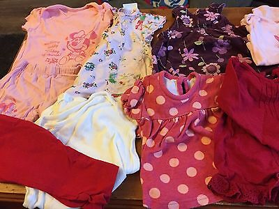Baby Girls age 3-6 months clothes bundle lot 15 items George Next buezoo  tu