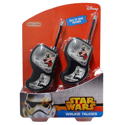 Star Wars Walkie Talkie - NEW